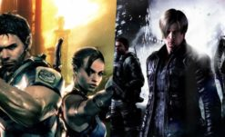 Resident Evil 5 & 6 on Switch Adding Motion Controls