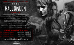 Rely on Horror Presents the 2019 Retro Horror Charity Livestream! (Update)