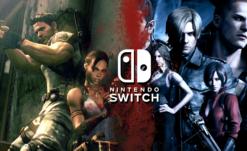 Port Report: Resident Evil 5 & 6 (Nintendo Switch)