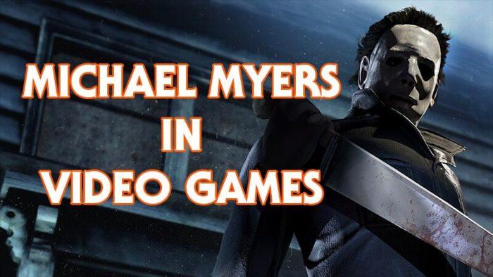 Michael Myers In Video Games – Halloween [Video]