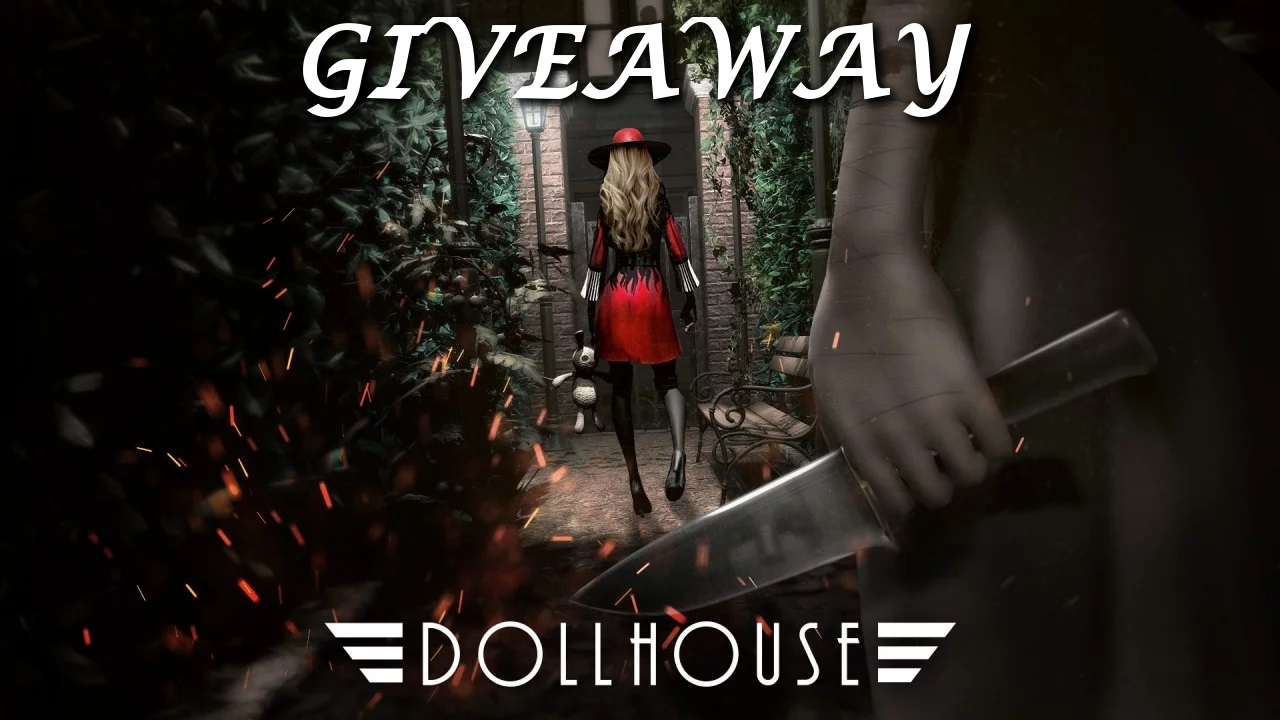 DOLLHOUSE GIVEAWAY