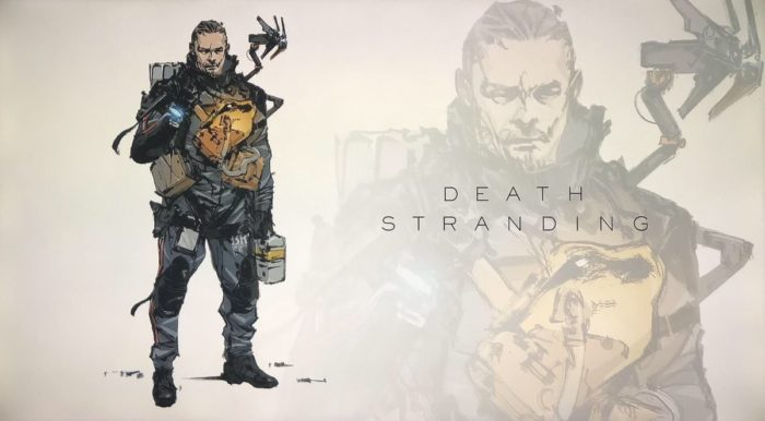 Art of Death Stranding Book Announced