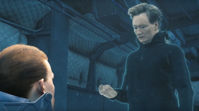 Conan O'Brien is the Latest Celebrity Cameo for Death Stranding