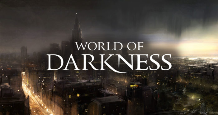 Tons of World of Darkness: VTM, Werewolf News Out of PDXCon