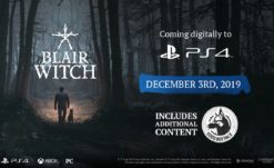 Blair Witch Coming to PS4 this December