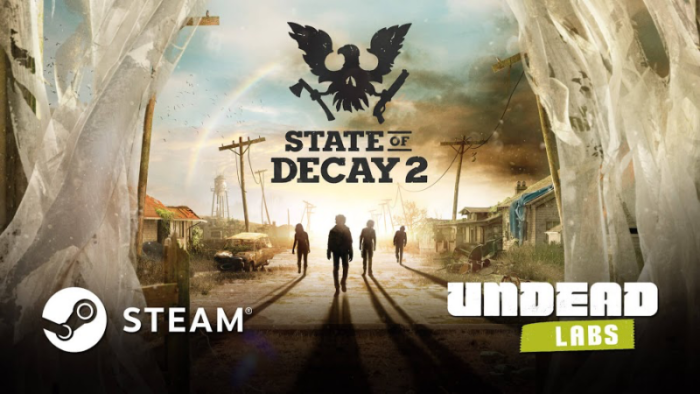 State Of Decay 2 Will Release On Steam Early 2020