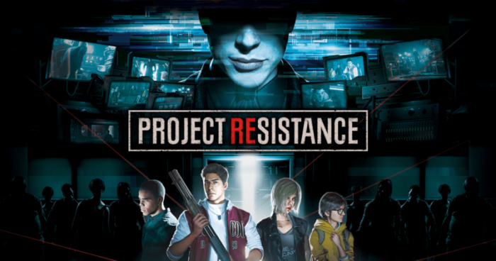 New Footage of Project REsistance on Xbox One X