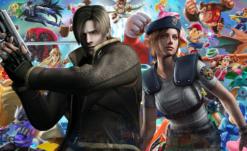 Resident Evil Joins Smash! …as Spirits