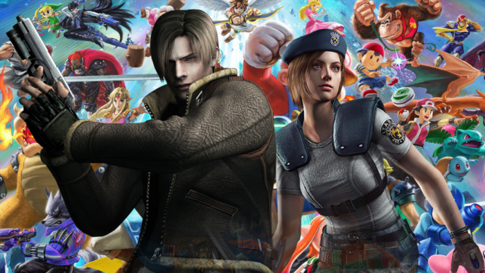Resident Evil Joins Smash! …as Spirits