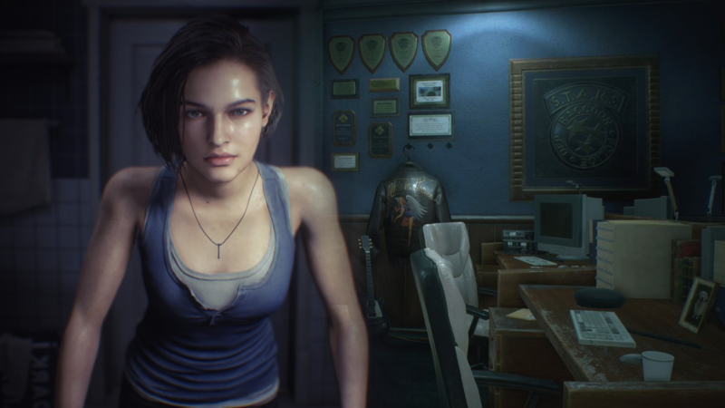 Remake 2 New Achievement Is Tied To Jill Valentine Rely