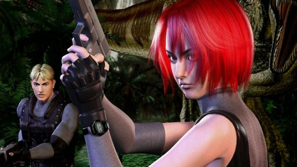 Dino Crisis: Capcom Files New Trademark