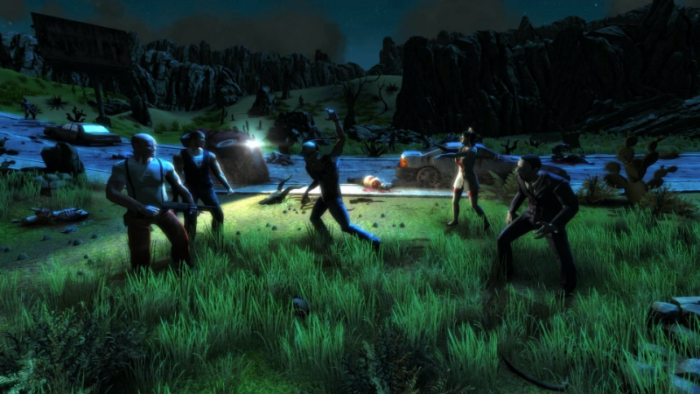 Dead Age Arrives On PlayStation 4 With Zombie Combat