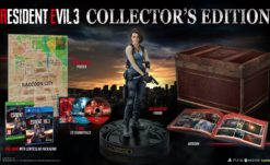 Resident Evil 3 Remake: EU Collector's Edition Revealed