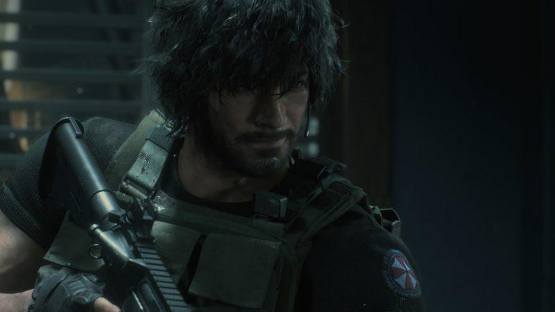 Resident Evil 3 Remake Carlos Full Re Design Revealed On Instagram