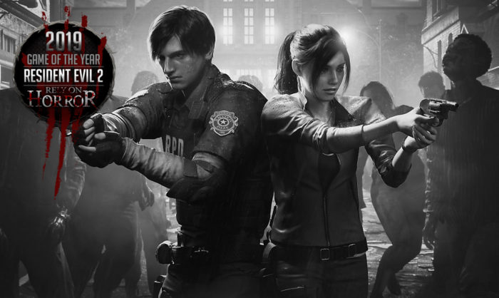 Rely On Horror's 2019 Game Of The Year Is … Resident Evil 2