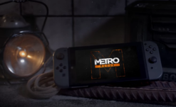 Metro Redux Announced for Nintendo Switch