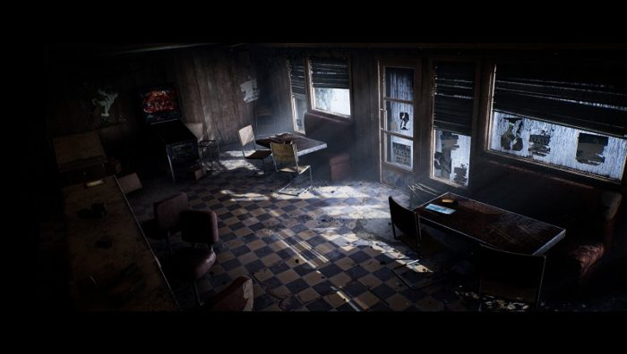 Fan Remakes Cafe from Silent Hill in Unreal Engine