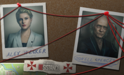 Resident Evil: Resistance: Masterminds Alex and Spencer Revealed