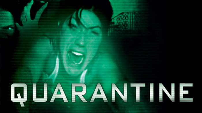 Our Next Horror Movie Commentary is for Quarantine – and it's FREE!