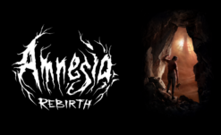 Amnesia: Rebirth Set To Launch October 20th