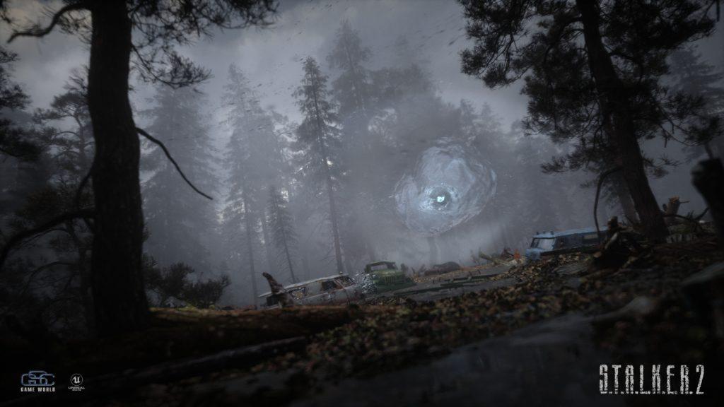 S.T.A.L.K.E.R. 2 first screenshot