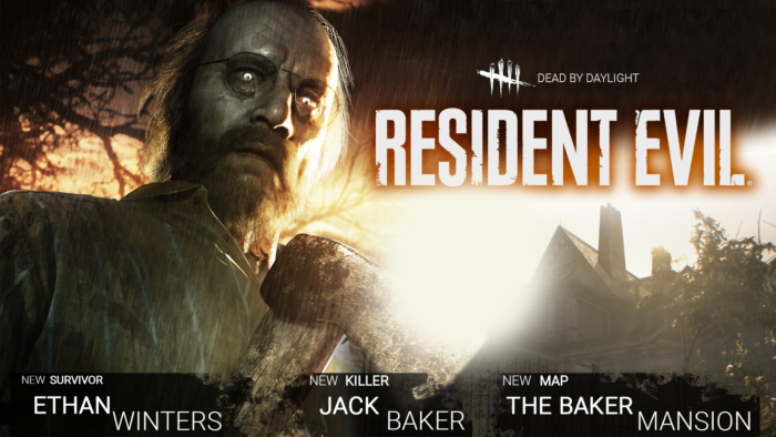 [April Fools'!] Dead by Daylight: RE7, Jack Baker DLC Announced, Coming This October