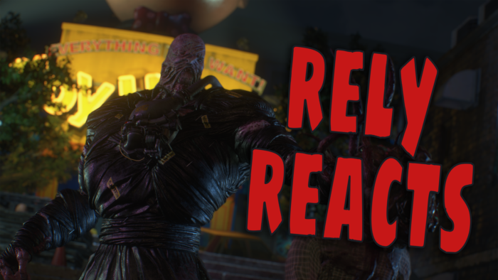 October Freaks Out About the Resident Evil 3 Remake Demo [Video]