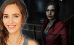 Claire's Performer Hints at Claire Appearing in a New Resident Evil Game