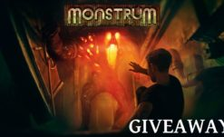 Giveaway: Monstrum (PS4/Xbox One/Switch)