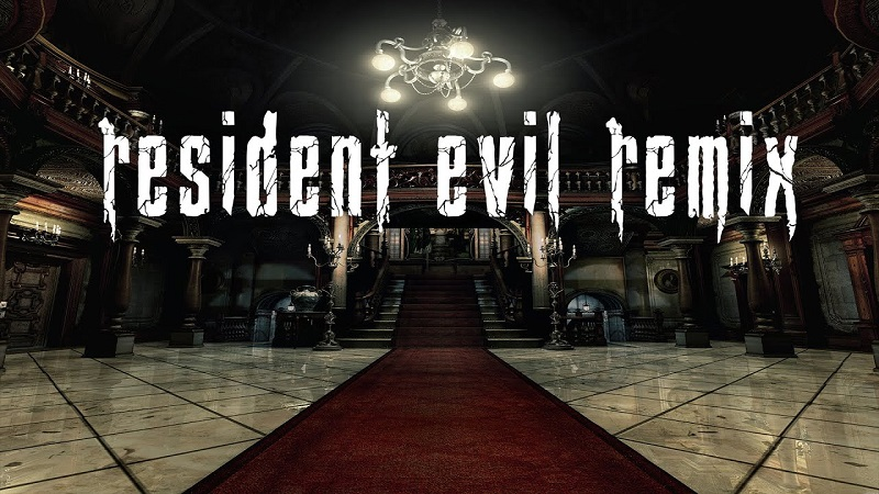 Go Over The Shoulder In Resident Evil Remix Rely On Horror