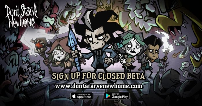 Tencent Announces Don't Starve: Newhome