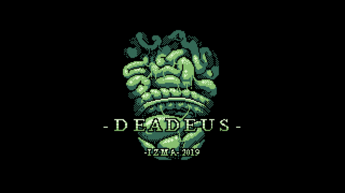 Deadeus: Game Boy Horror in Black & Green