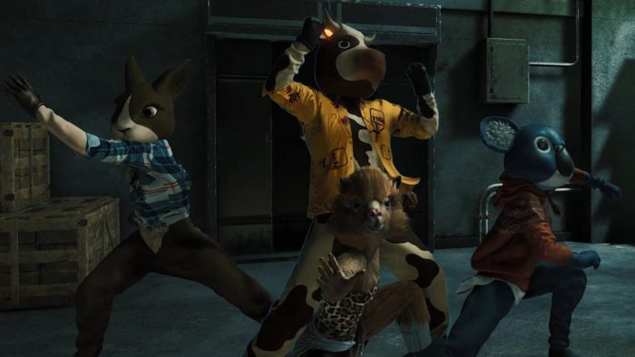 Resident Evil: Resistance Update Tomorrow: New Map, Fursuits