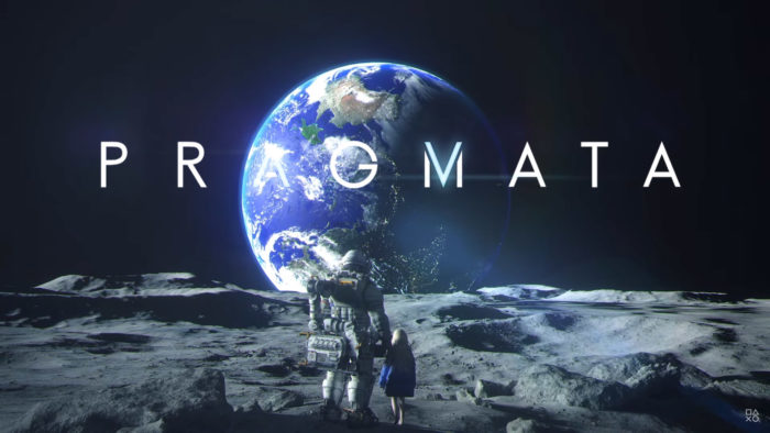 "New Capcom Sci Fi Title ""Pragmata"" Announced"