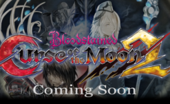 Bloodstained: Curse of the Moon 2 Announced with Reveal Trailer