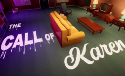 The Call of Karen Brings the Madness on Steam