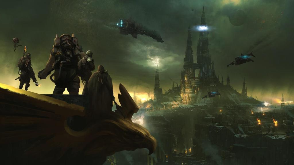Warhammer 40K: Darktide Announced