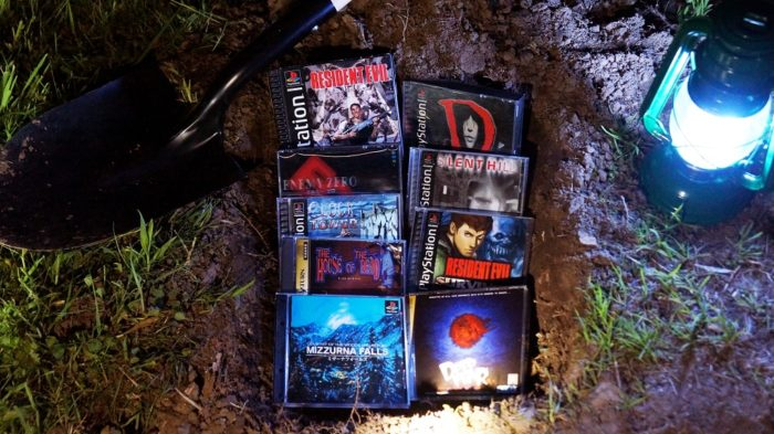 Generations of Horror: Early 3D and Birth of Modern Survival Horror 1995-2000
