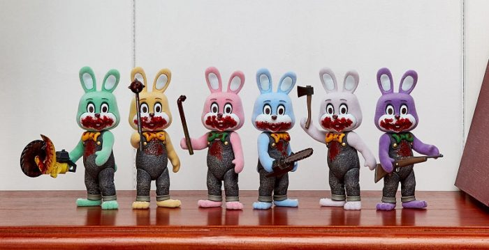 "New Silent Hill ""Robbie the Rabbit"" Figures Creep to Stores this Fall"