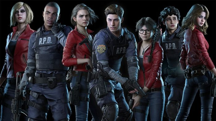 "Resident Evil Resistance Getting ""Leon"" & ""Claire"" DLC; RE3 Remake Gets New DLC"