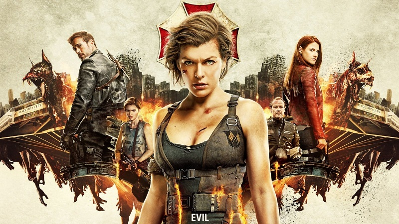 Movie Commentary 40 Resident Evil Extinction Download Now