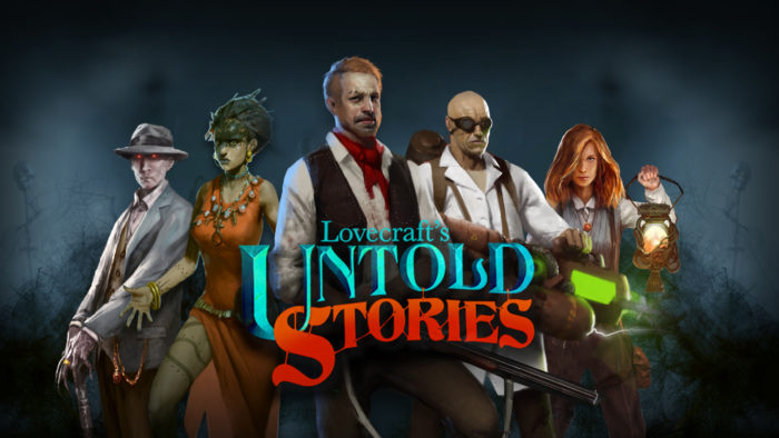 Lovecraft's Untold Stories Releases for Switch