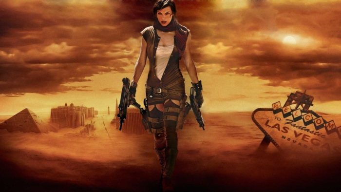 Our Next Horror Movie Commentary is for Resident Evil: Extinction!