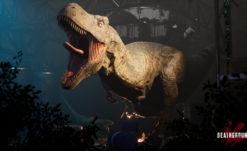 Kickstarter Launches for Deathground – A Dinosaur Survival Horror Game