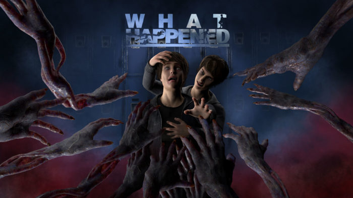 What Happened: High School Horror Comes To Steam