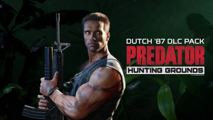 Dutch '87 DLC Coming to Predator: Hunting Grounds