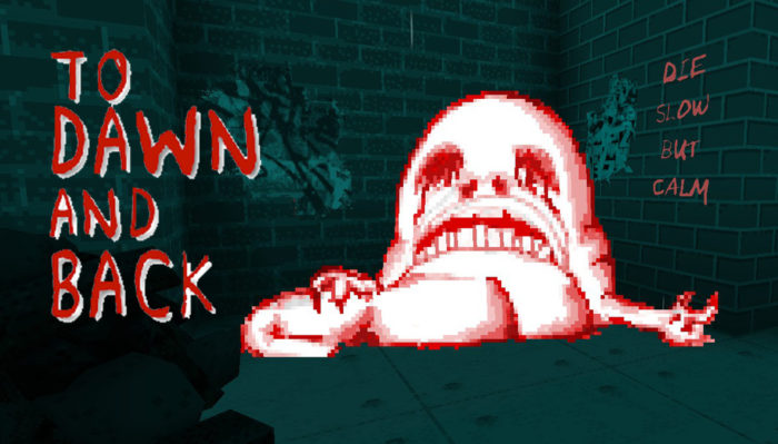 Indie Developer Pagan Black Releases Pixel Horror Title To Dawn and Back