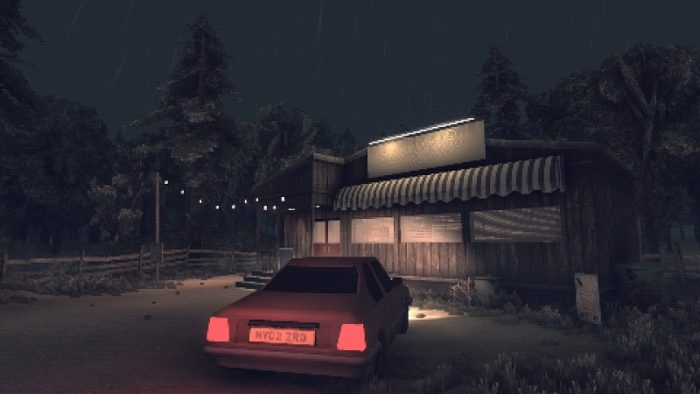 """Lo-Fi Psychological Horror """"Chasing Static"""" Announced"""
