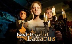 Last Days of Lazarus Announced: From the Creators of Gray Dawn