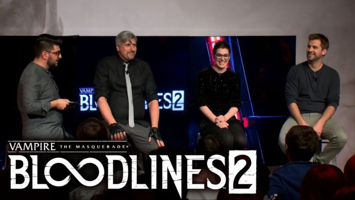 "Vampire the Masquerade: Bloodlines 2 Writer and Creative Director ""Suddenly Terminated"""